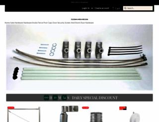 ecsimhardware.com screenshot