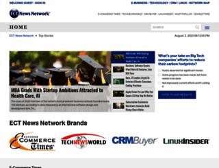 ectnews.com screenshot
