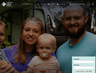ecu.org screenshot