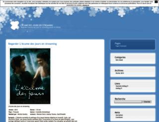 ecumedesjours.unblog.fr screenshot