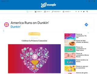ecumple.com screenshot