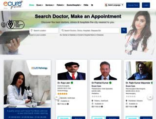 ecure.com screenshot