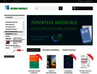 ed-medicala.ro screenshot