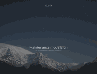 edafa.org screenshot