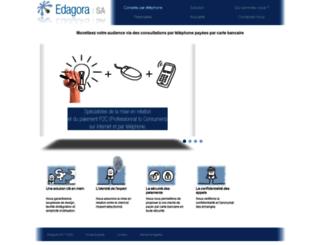 edagora-sa.com screenshot