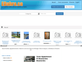 edahra.ca screenshot