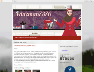 edazman7376.blogspot.com screenshot