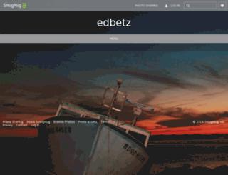 edbetz.smugmug.com screenshot