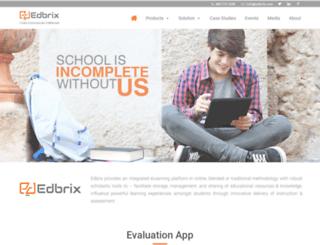 edbrix.com screenshot