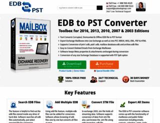 edbtopst.org screenshot