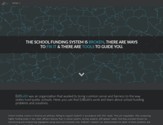 edbuild.org screenshot