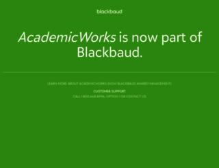 edcc.academicworks.com screenshot