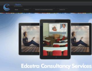 edcetra.in screenshot