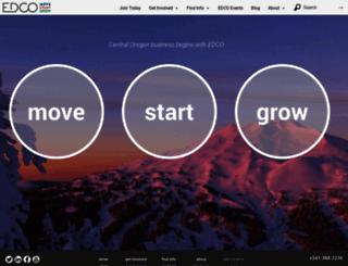 edcoinfo.com screenshot