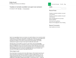 eddahuzid.nl screenshot