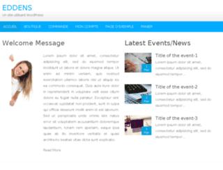 eddens.org screenshot