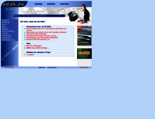 eddh.de screenshot
