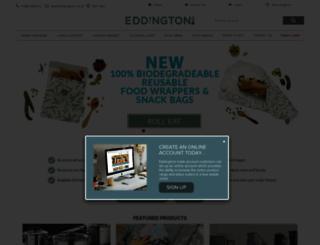 eddingtons.co.uk screenshot