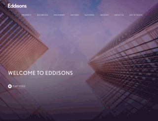 eddisons.com screenshot
