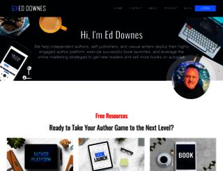 eddownes.com screenshot
