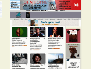 edebiyathaber.net screenshot