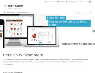 edeka-lebensmittel.com screenshot