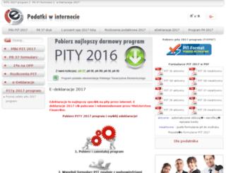 edeklaracje.epity.pl screenshot