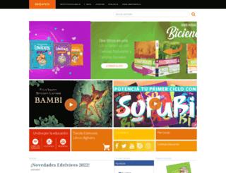 edelvives.com.ar screenshot
