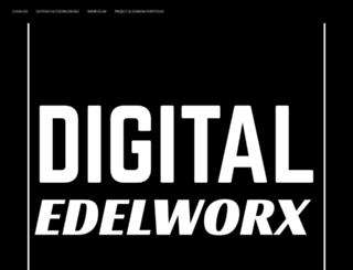 edelworx.de screenshot