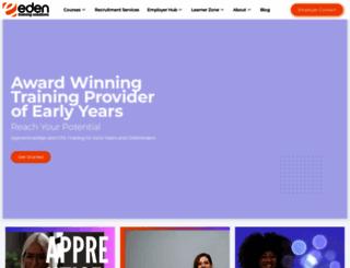 eden-ts.com screenshot