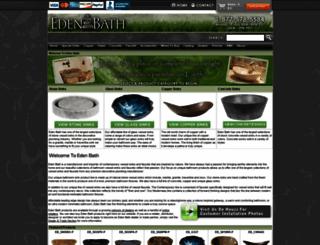 edenbath.com screenshot