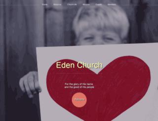 edenchurch.edenkent.org screenshot