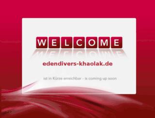 edendivers-khaolak.de screenshot