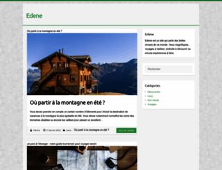edene.org screenshot