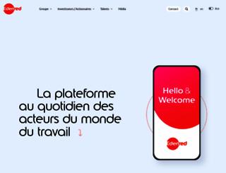 edenred.com screenshot