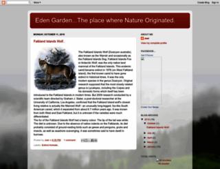edensbeauty.blogspot.fr screenshot