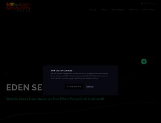 edensessions.com screenshot