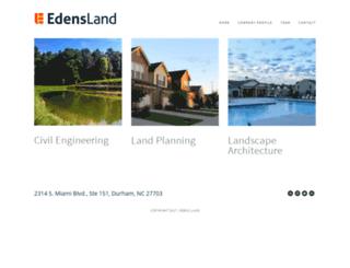 edensland.com screenshot