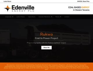 edenville-energy.com screenshot