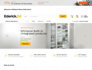 ederickltd.com screenshot