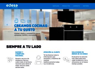 edesa.es screenshot