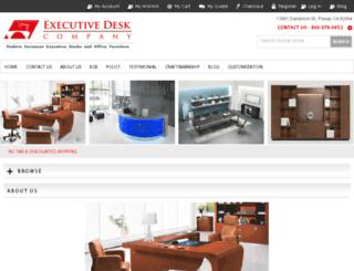 edeskco.com screenshot