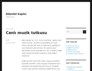 edevletkapisi.org screenshot
