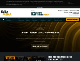 edexqatar.com screenshot