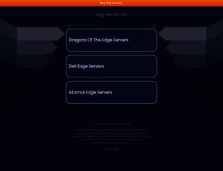 edg-servers.de screenshot