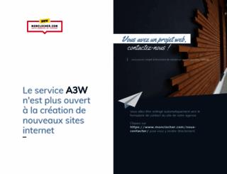 edgarperrin.a3w.fr screenshot