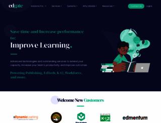 edgate.com screenshot