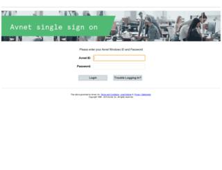 edge.avnet.com screenshot