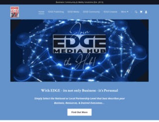 edgebusinessmagazine.com screenshot