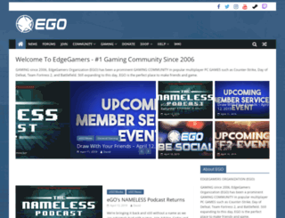 edgegamers.org screenshot